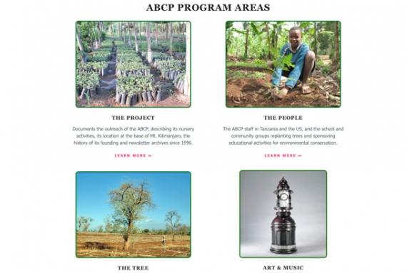 African Blackwood Conservation Project