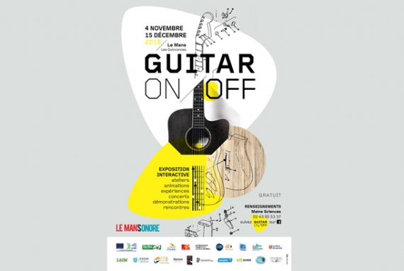 Exposition Guitar on/off